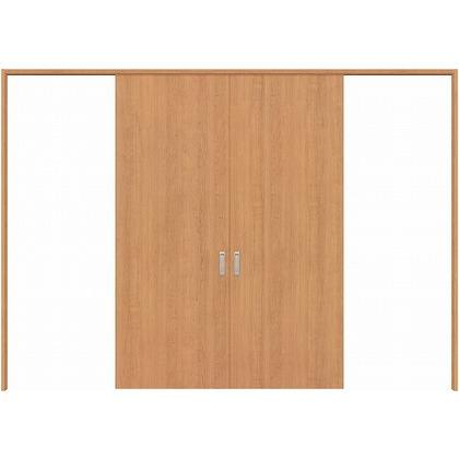 住友林業クレスト 長尺引き戸 フラットパネル縦目 ベリッシュチェリー柄 枠外W3259×枠外H2300 HBATK00HAC3758JS3 内装建具 1セット