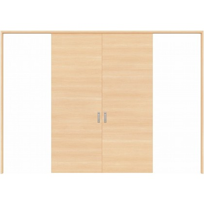 住友林業クレスト 長尺引き戸 フラットパネル横目 ベリッシュメイプル柄 枠外W3259×枠外H2032 HBATK01HAMD257JS3 内装建具 1セット
