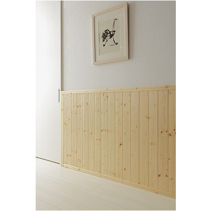 住友林業クレスト 腰壁セット トトロップ トドマツ(無塗装) WKS0018 壁材 20枚