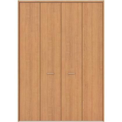 住友林業クレスト フォールディングドア ベリッシュチェリー柄 縦目 7尺タイプ FBAK00C2F17JS01 収納建具 1セット