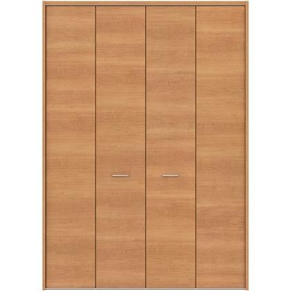 住友林業クレスト フォールディングドア ベリッシュチェリー柄 横目 8尺タイプ FBAK01C2F38JS01 収納建具 1セット