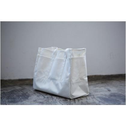 DIY FACTORY Tote bag ホワイト XL DF-04 1個