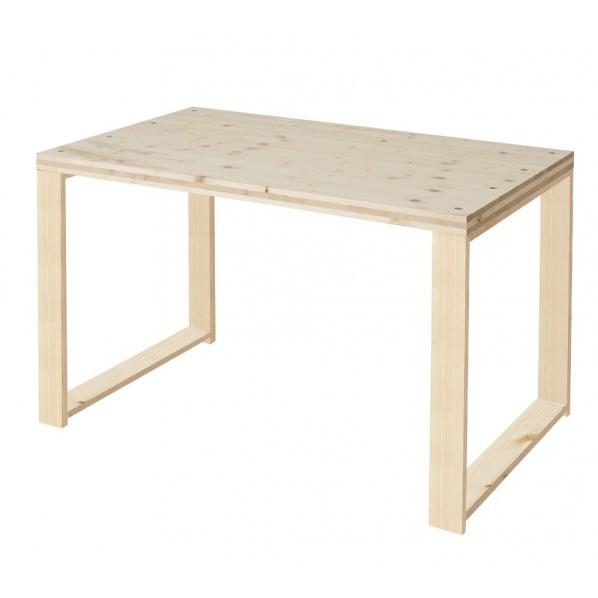 DIY FACTORY Working Desk W1200 無塗装 EKDT1A11270