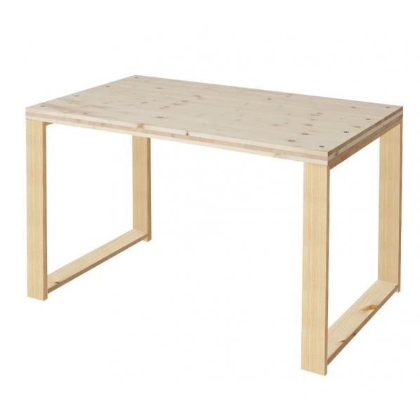 DIY FACTORY Working Desk W1200 無塗装 EKDT1A21270