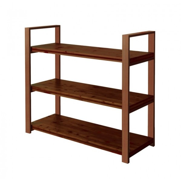 DIY FACTORY Wooden Shelf Middle ブラウン EKST3A30410