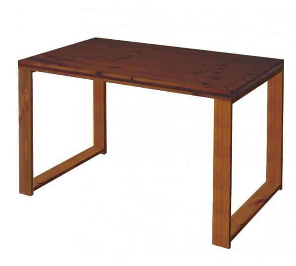 DIY FACTORY Working Desk W1200 天板:ブラウン / 脚:ブラウン W1200 D700 H700 EKDT3A31270 1セット