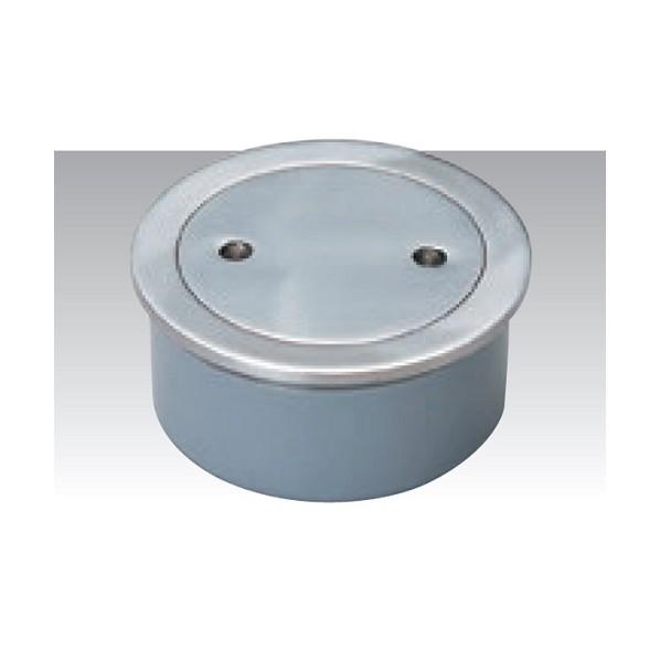 アウス ステンレス製掃除口(VP・VU兼用) D-COVS-PU 65 1個