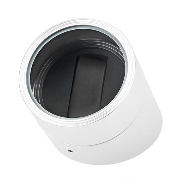 エスプリマ 丸型ワインディングマシーン ホワイト 直径11.4cm・高14.5cm ES10301WT 1個