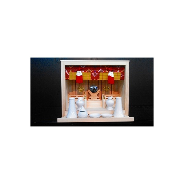 有限会社静岡木工 箱宮 皐月/13号セット 幅400mm×高340×奥行250mm 1セット