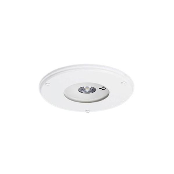 パナソニック 天井埋込型 LED(昼白色) ダウンライト(非常用) 一般型(30分間) リモコン自己点検機能付/埋込穴φ175 埋込穴径(cm):φ17.5.埋込高(cm):13.3 NNFB93816J 1個