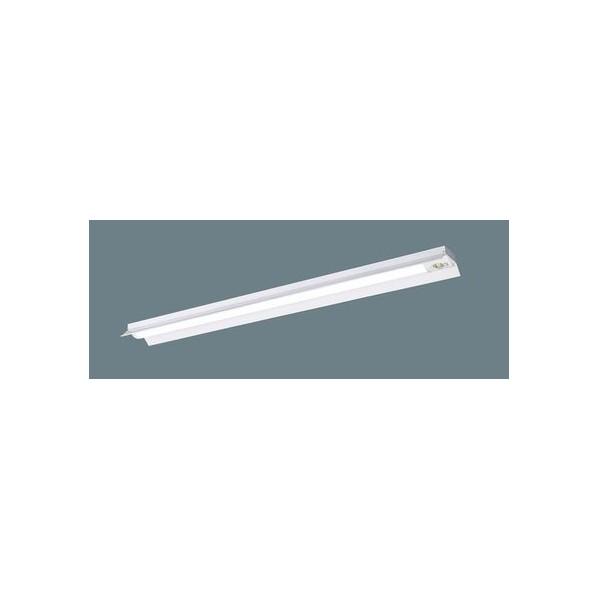 パナソニック 天井直付型 40形 一体型LEDベースライト(非常用) 幅(cm):15.0.長(cm):122.5.高(cm):6.0 XLG461KGNLE9 1個