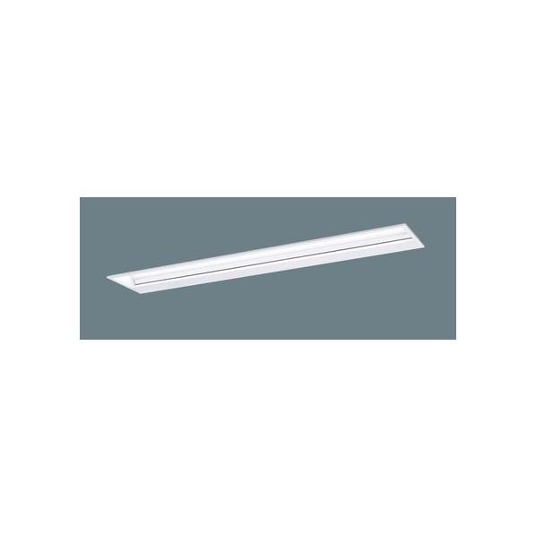 パナソニック 学校用 天井埋込型 40形 一体型LEDベースライト 幅(cm):24.4.長(cm):126.1 XLX451BSNZLE9 1個