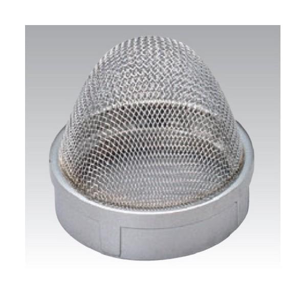 アウス 山形防虫目皿(内ネジ) D-3BQ-E 80 1個