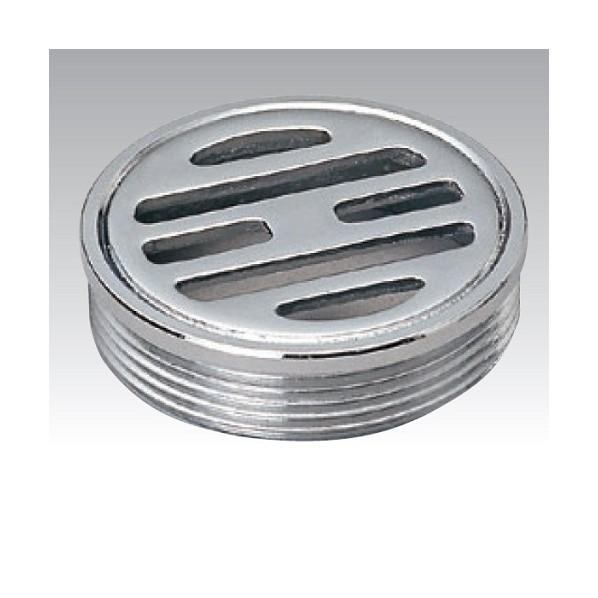 アウス 排水目皿(外ネジ) D-3G 150 1個