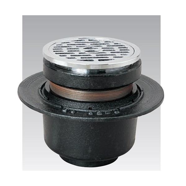 アウス 防水用床排水トラップ D-5B 100 1個