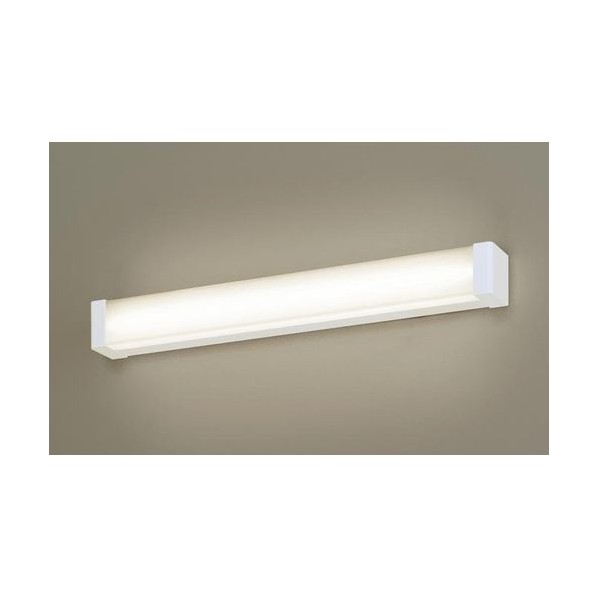 パナソニック LEDブラケット直管20形温白色 高さ×幅×奥行(cm):7.5×8.1×59.9 LGB85036LE1 1台