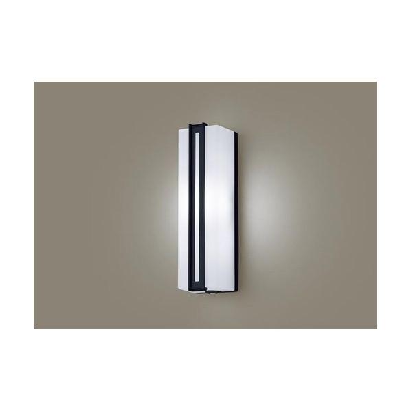 パナソニック LEDポーチライト40形昼白色 高さ×幅×奥行(cm):12.5×13.8×36.1 LSEWC4053LE1 1台