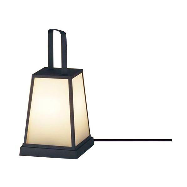 パナソニック LEDスタンド40形電球色 高さ×幅×奥行(cm):48×28.5×28.5 LGW45509Z 1台