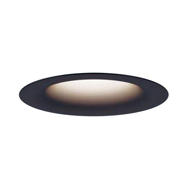 パナソニック ダウンライト60形拡散電球色ブラック 高さ×幅×奥行(cm):10.5×17.1×24 LGW77112LE1 1台