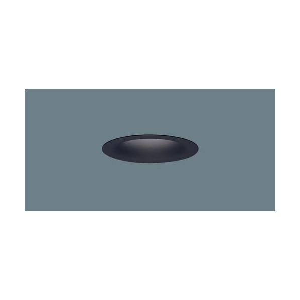 パナソニック ダウンライト60形広角温白色ブラック 高さ×幅×奥行(cm):10.5×17.1×24 LGW77241LE1 1台