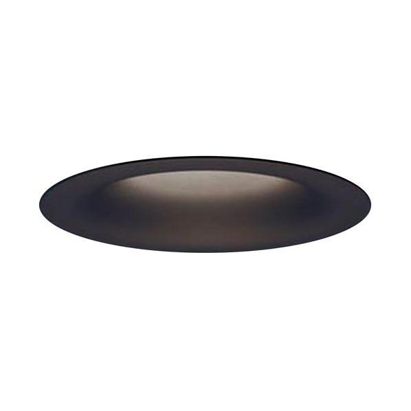 パナソニック ダウンライト60形広角電球色ブラック 高さ×幅×奥行(cm):10.5×17.1×24 LGW77242LE1 1台