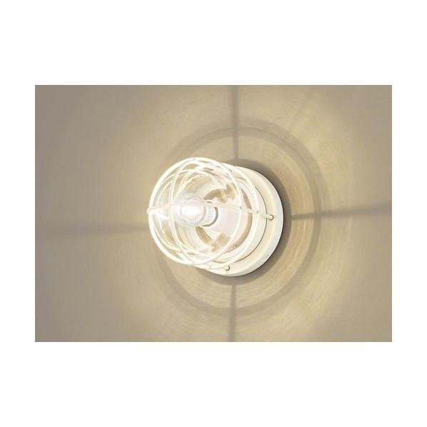 パナソニック LEDブラケット25形X1電球色 高さ×幅×奥行(cm):26.7×21×21 LGW85034W 1台