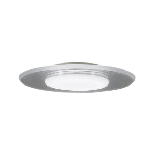 パナソニック LEDシーリングライト60形昼白色 高さ×幅×奥行(cm):5.8×26×26.4 LGB51774LG1 1台
