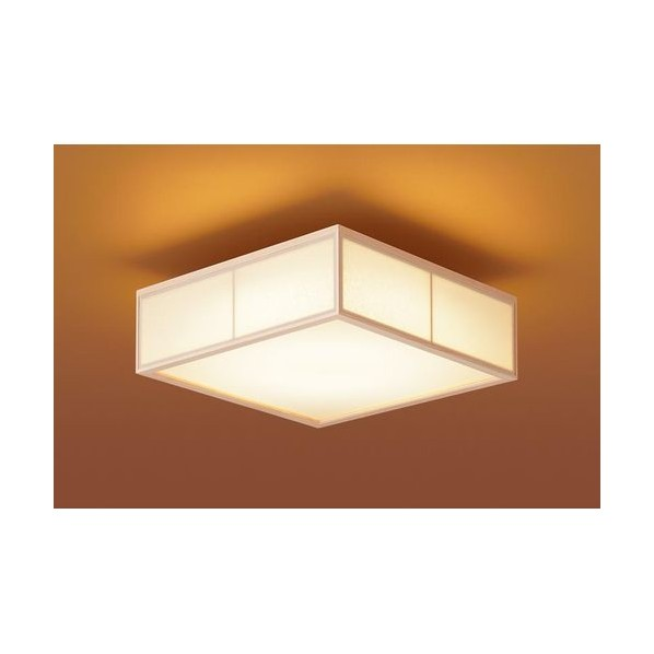 パナソニック LEDシーリングライト丸管20形電球色 高さ×幅×奥行(cm):20×52×51.5 LGB53004LE1 1台