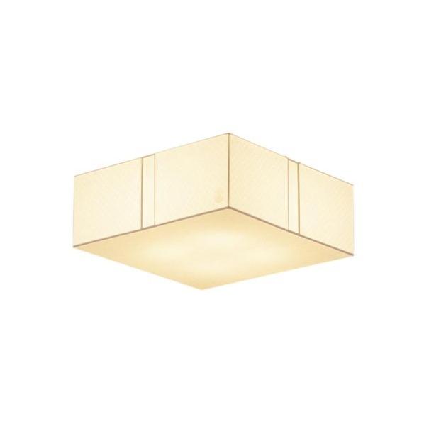 パナソニック LEDシーリングライト60形X4電球色 高さ×幅×奥行(cm):25.5×49×48.5 LGB57461Z 1台