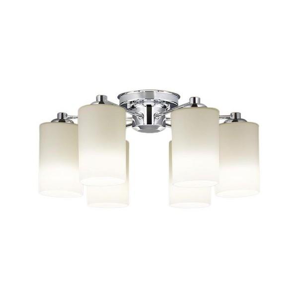 パナソニック LEDシャンデリア100形×6電球色 高さ×幅×奥行(cm):22×56×64 LGB57680 1台