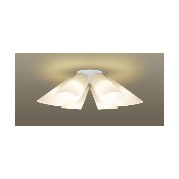 パナソニック LEDシャンデリア100形×6電球色 高さ×幅×奥行(cm):30.5×36×62 LGB57681 1台