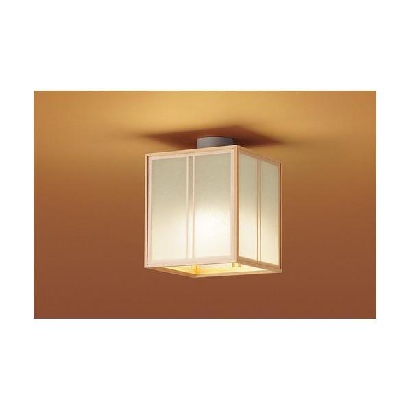 パナソニック LEDシーリングライト40形電球色 高さ×幅×奥行(cm):24×22×21.5 LGB58026 1台