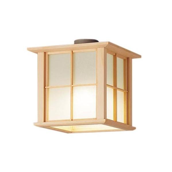 パナソニック LEDシーリングライト40形電球色 高さ×幅×奥行(cm):24×25×24.5 LGB58029 1台