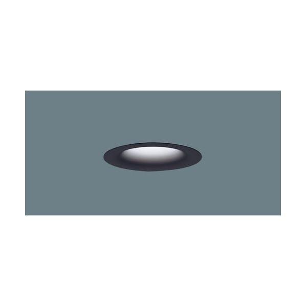 パナソニック ダウンライト60形拡散昼白色ブラック 高さ×幅×奥行(cm):10.5×17×24 LGB77110LB1 1台