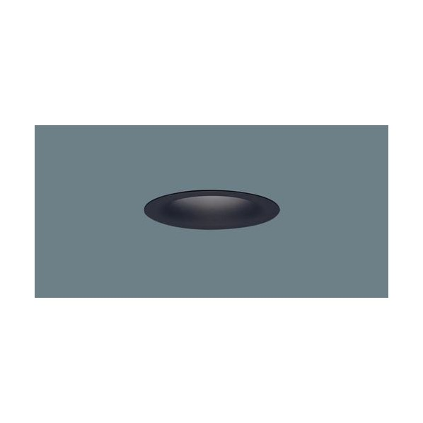 パナソニック ダウンライト60形中角温白色ブラック 高さ×幅×奥行(cm):10.5×17×24 LGB77211LB1 1台