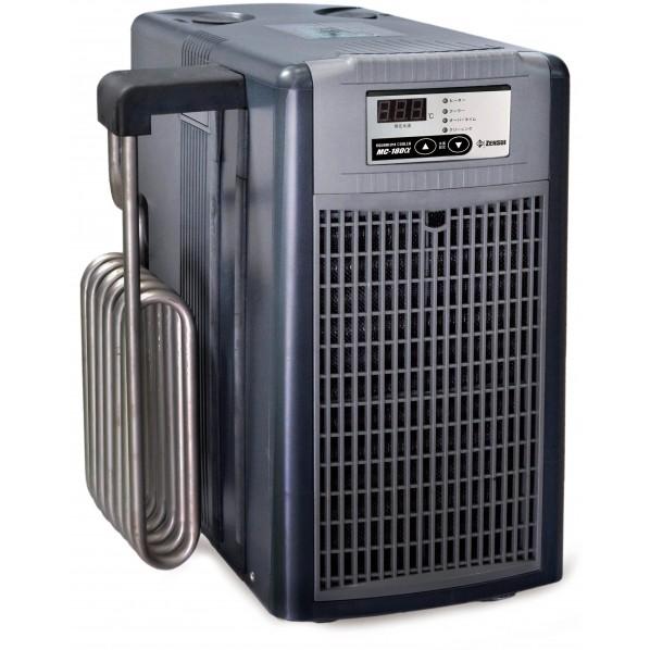 ゼンスイ 小型投込式クーラー W250×D420×H455(H410)mm 1台