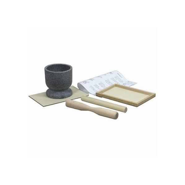 有限会社ナガノ産業 開催中 みかげ石 餅つきセット2合用 1個 入荷予定 0
