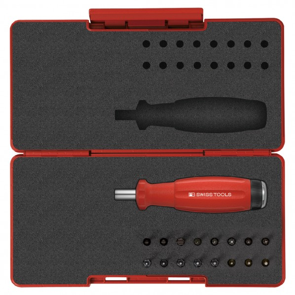 PBスイスツールズ 9320SET-B3J デジタルトルクハンドルセットV02 9320SET-B3J 1セット