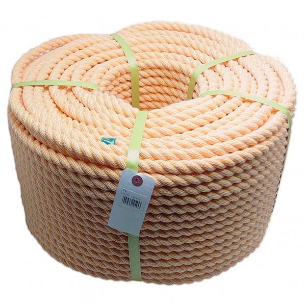 三友産業 PVカラーロープ 太さ:14mm長さ:150m HR-545 1個