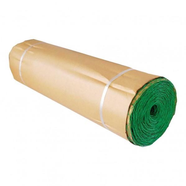 和気産業 金網カラー亀甲 グリーン 番手×網目:#18×26mm幅:910mm長さ:30m - 1個