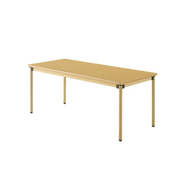 タック販売 施設向テーブル メープル ガーデンテーブル・チェア UFT-ST1875 1台