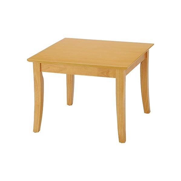タック販売 オルフェ(リビングテーブル) ナチュラル ガーデンテーブル・チェア UFT-RW6060-NA 1台