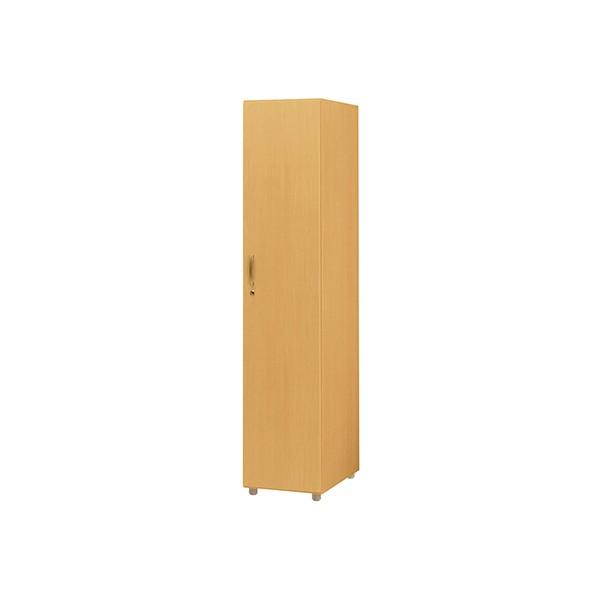 タック販売 木製ロッカー(単体) ナチュラル ガーデンテーブル・チェア FLS-NA 1台