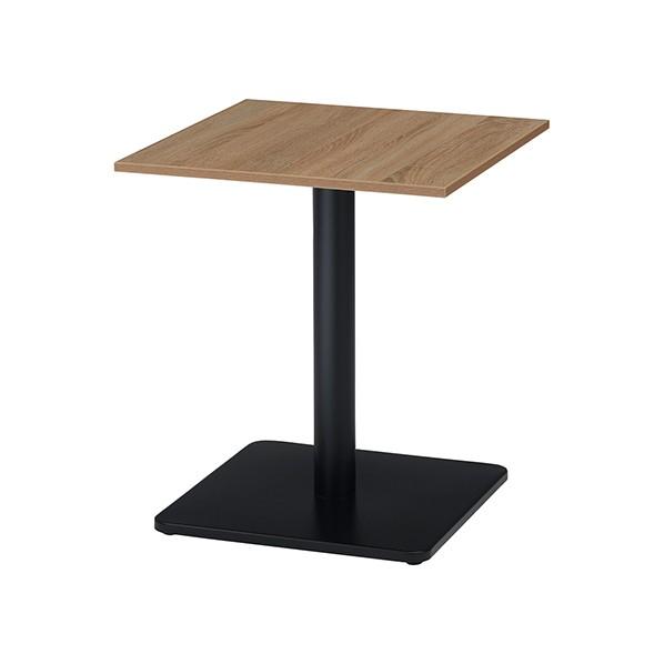 タック販売 RGカフェテーブル(角) Kナチュラル ガーデンテーブル・チェア RGT6060-KKA 1台