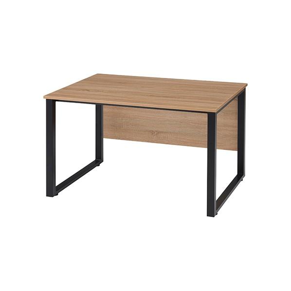 タック販売 RGミーティングテーブル Kナチュラル ガーデンテーブル・チェア RG1290-KKA 1台