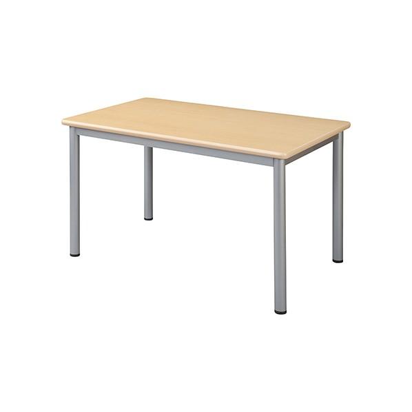 タック販売 ミーティングテーブル ナチュラル ガーデンテーブル・チェア TL1275-NN 1台