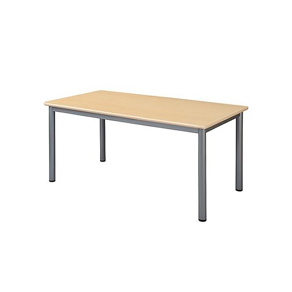 タック販売 ミーティングテーブル ナチュラル ガーデンテーブル・チェア TL1575-NN 1台