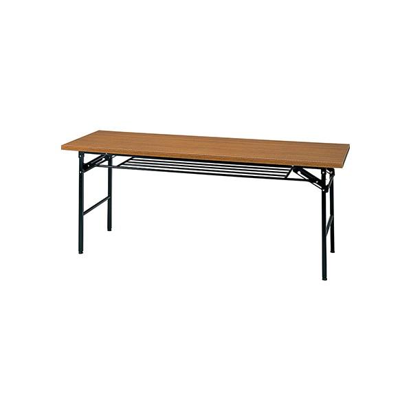 タック販売 ミーティングテーブル チーク ガーデンテーブル・チェア KM1860T-T 1台