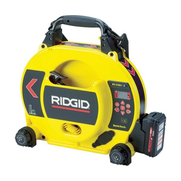 RIDGID/リジッド RIDGIDシークテック発信器ST‐33Q+ 483 x 483 x 279 mm