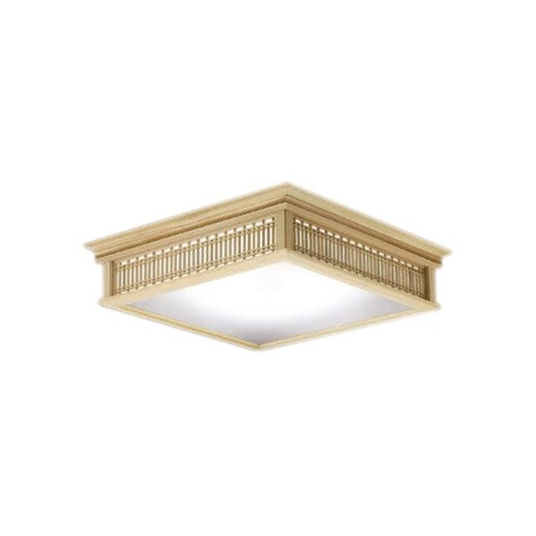 コイズミ照明 LEDシーリング 高-179 幅-□593mm AH48713L 1台